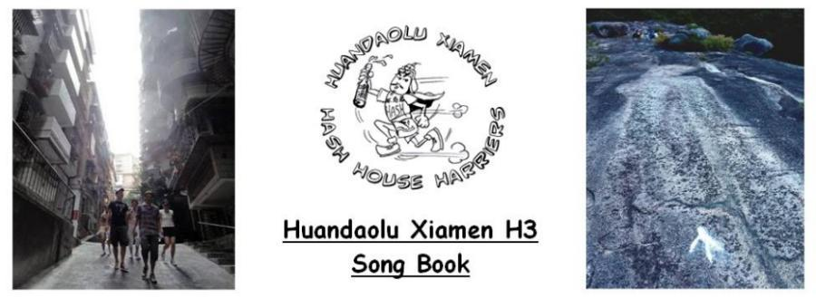 Huandaolu Hash House Harriers Song Book
